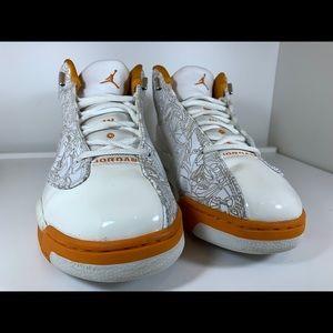 """RARE"" Air Jordan Dub Zero ""Ceramic"" sz 10.5"